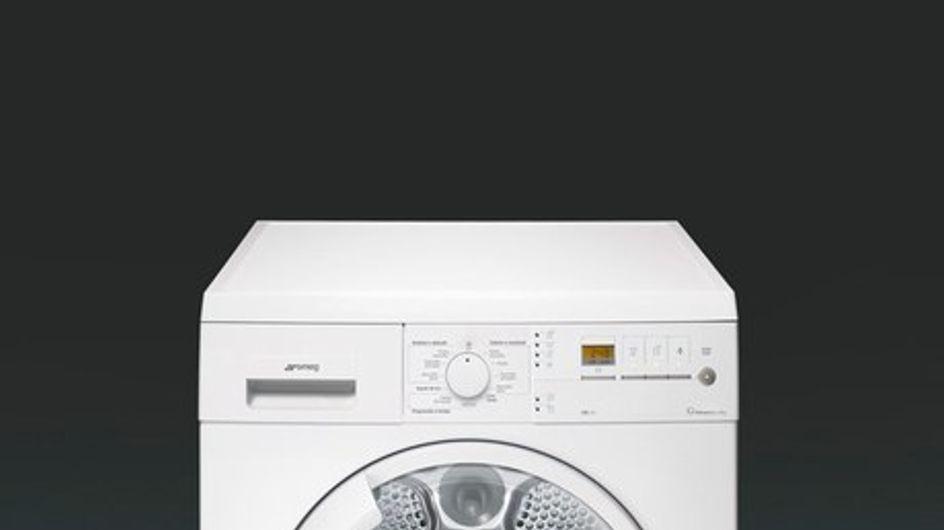 La nueva secadora de Smeg