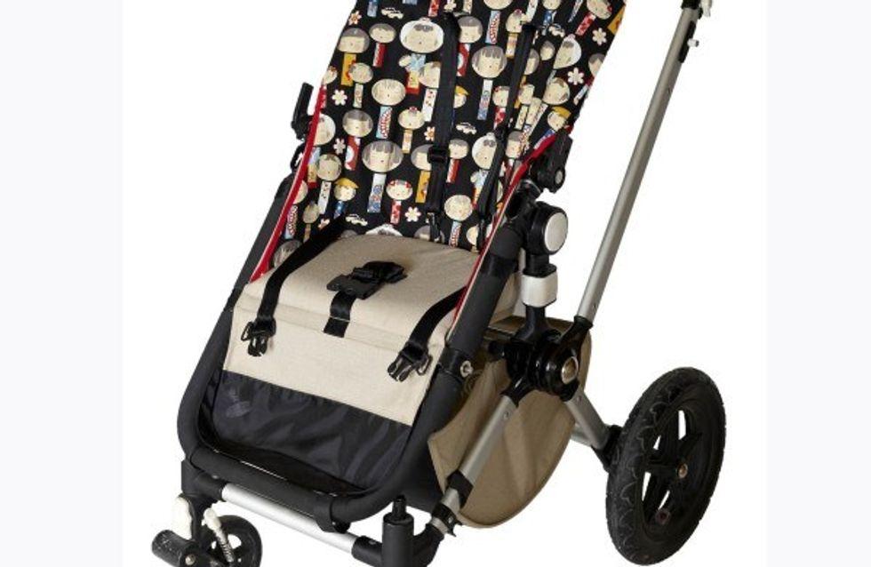 Capotas y fundas personalizadas para sillas Bugaboo