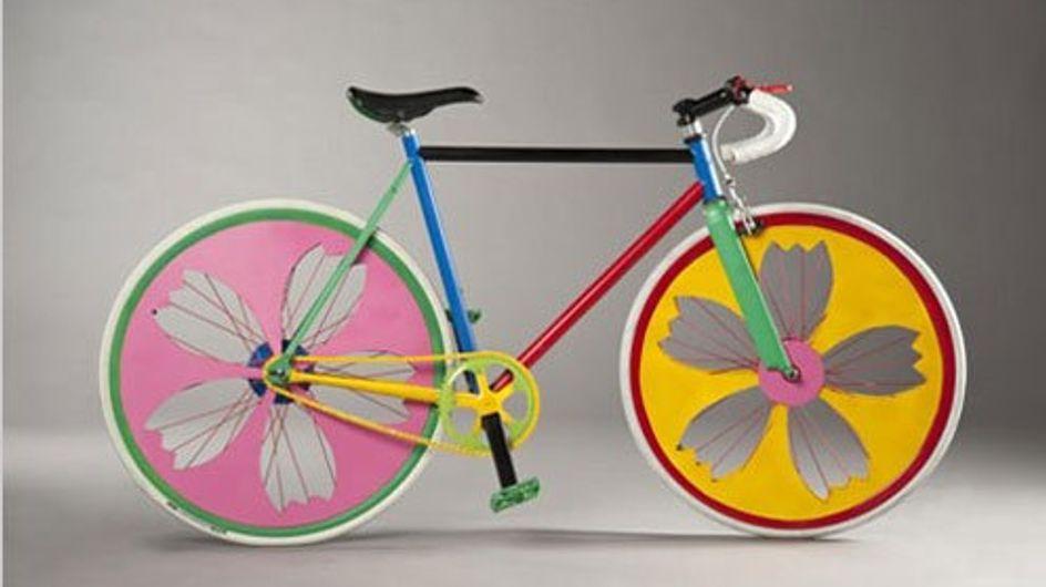 Bicicletas por una buena causa