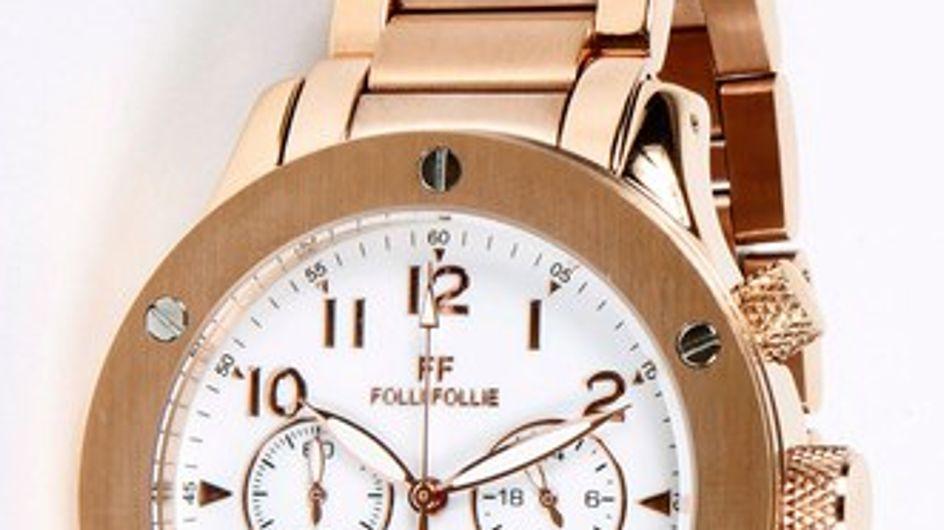 Un reloj de celebritiy