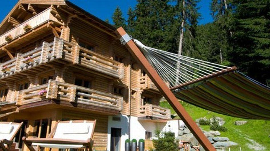 ¡De viaje a los Alpes suizos!