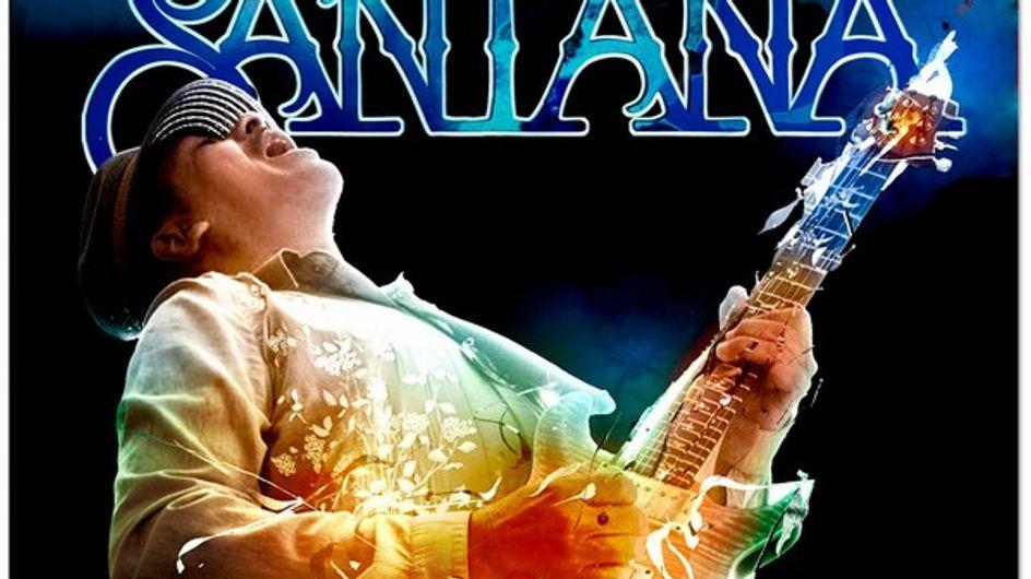 Santana repasa la historia del rock