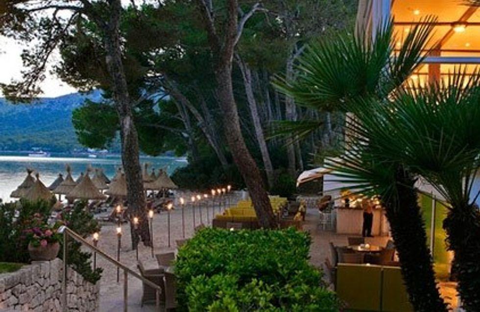 Luna de miel en el Hotel Barceló Formentor
