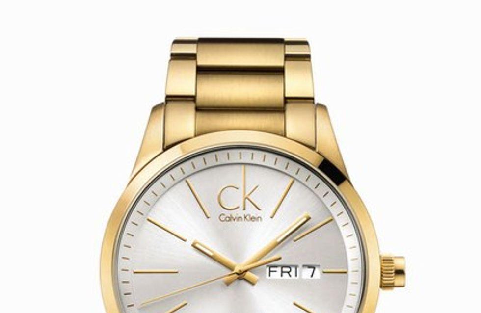 Calvin Klein presenta su nuevo reloj CK Bold