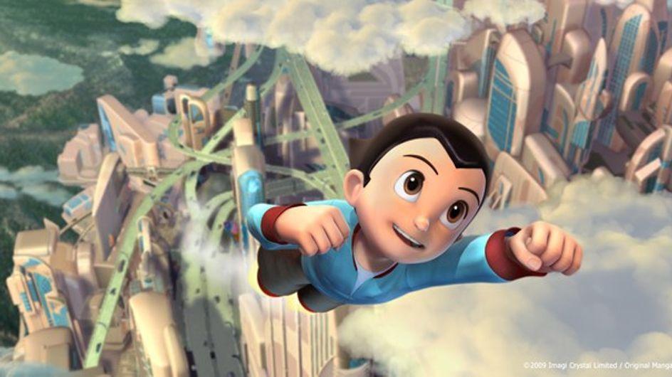 Astro Boy, el primer manga de la historia llevado al cine