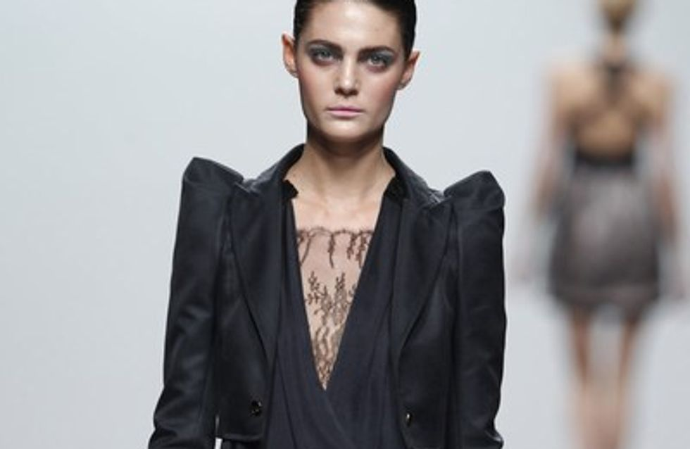 Miriam Ocariz: Cibeles Madrid Fashion Week primavera verano 2011