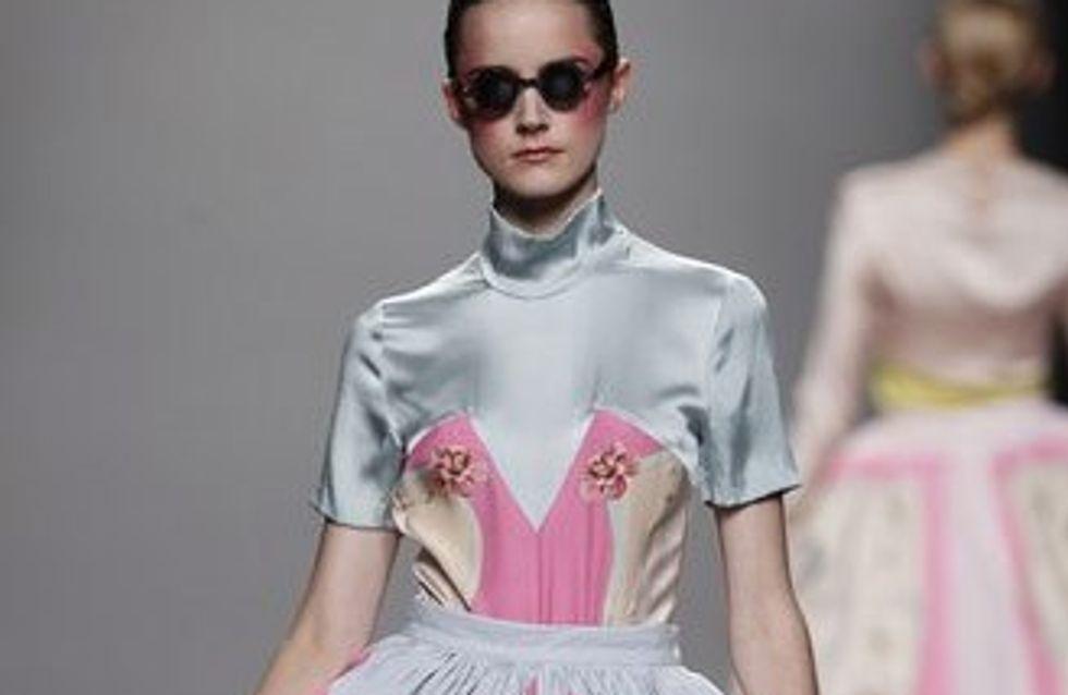 Lydia Delgado: Cibeles Madrid Fashion Week primavera verano 2011