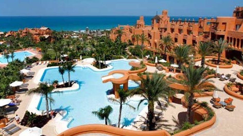 Despedida de soltera en el mayor Spa de Andalucía