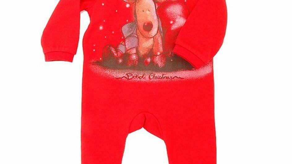 ¡Pijamas navideños!