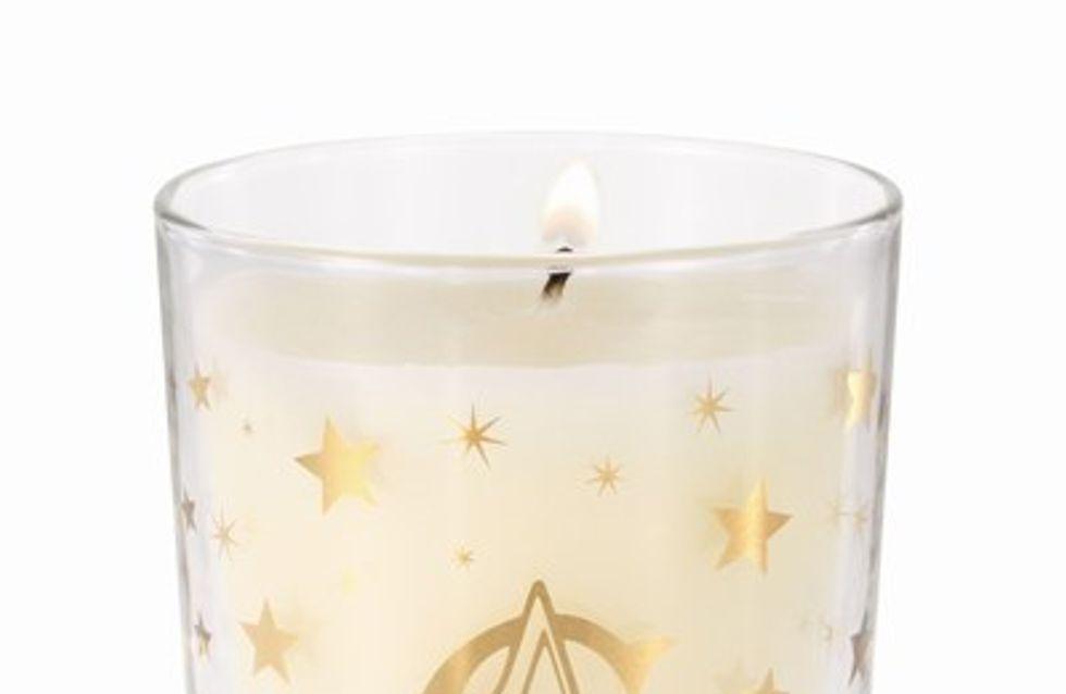 Velas perfumadas para Navidad
