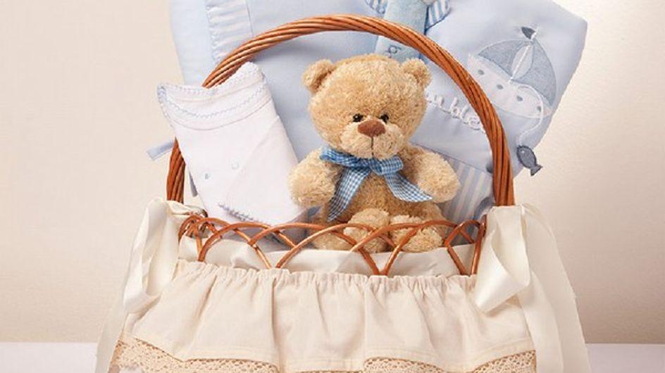 Canastillas artesanales para bebés: una apuesta segura