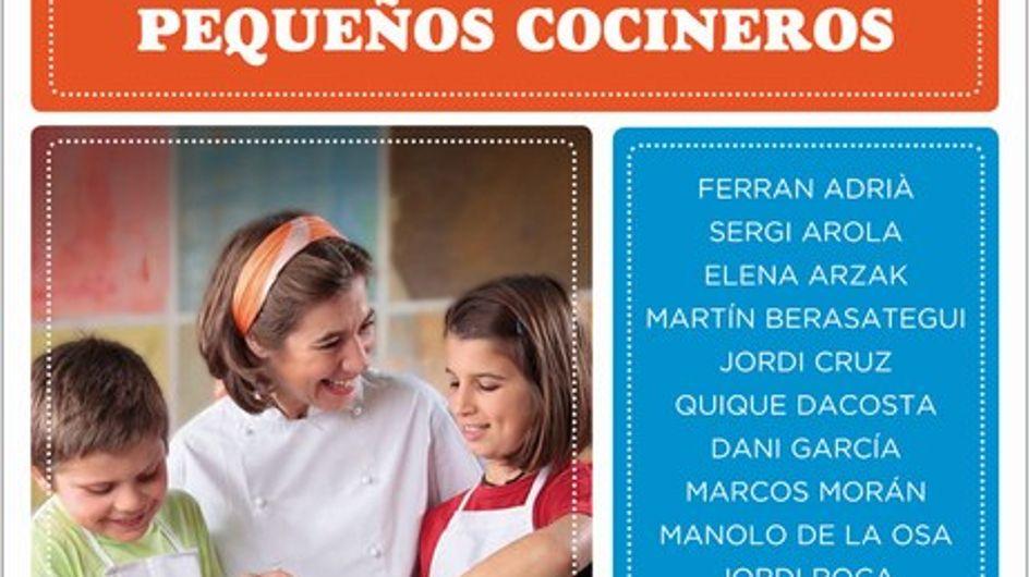 Grandes chefs, pequeños cocineros