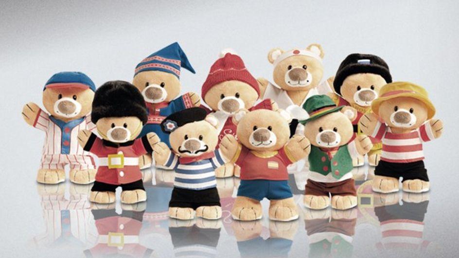 ¡Rescata al oso de El Corte Inglés!
