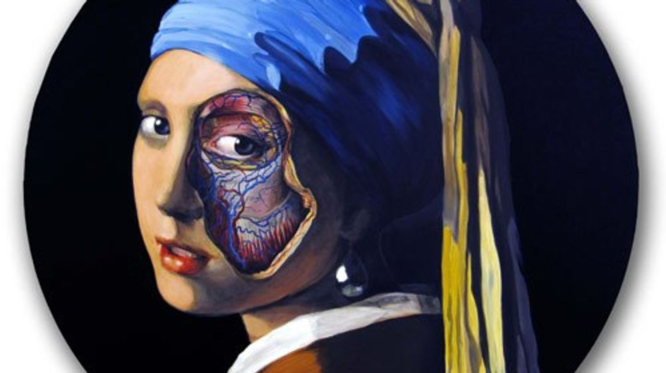 Exposición: Ángeles Agrela y La profundidad de la piel