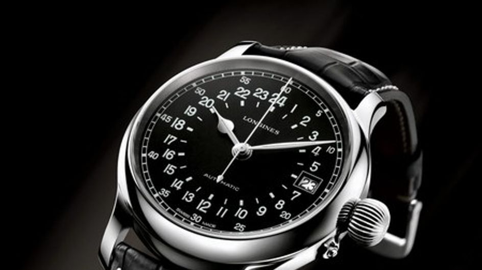 Longines Twenty-Four Hours: un reloj histórico
