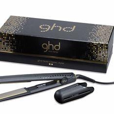 Gold Series de ghd ¡en tres tamaños!