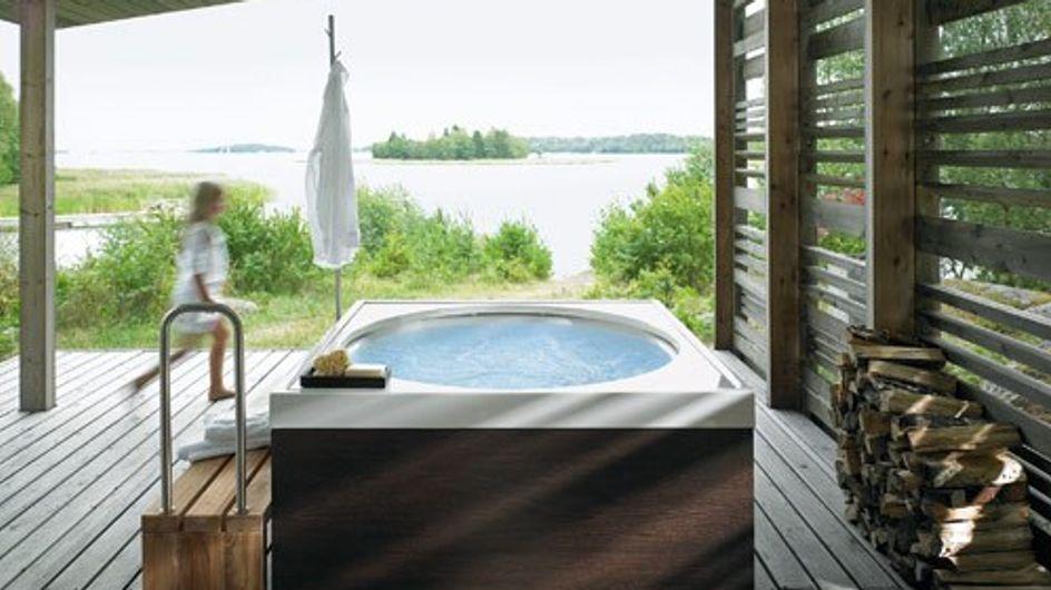 Un balneario en tu jardín