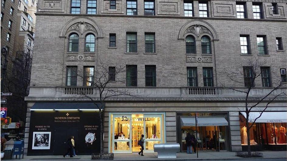 Frey Wille abre su primera tienda en Nueva York