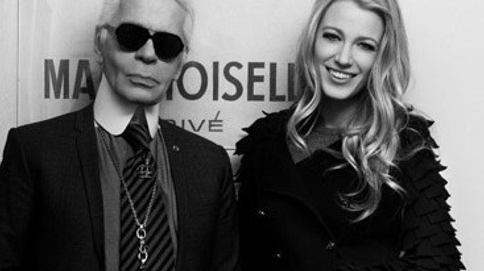 Blake Lively, nueva embajadora de Chanel