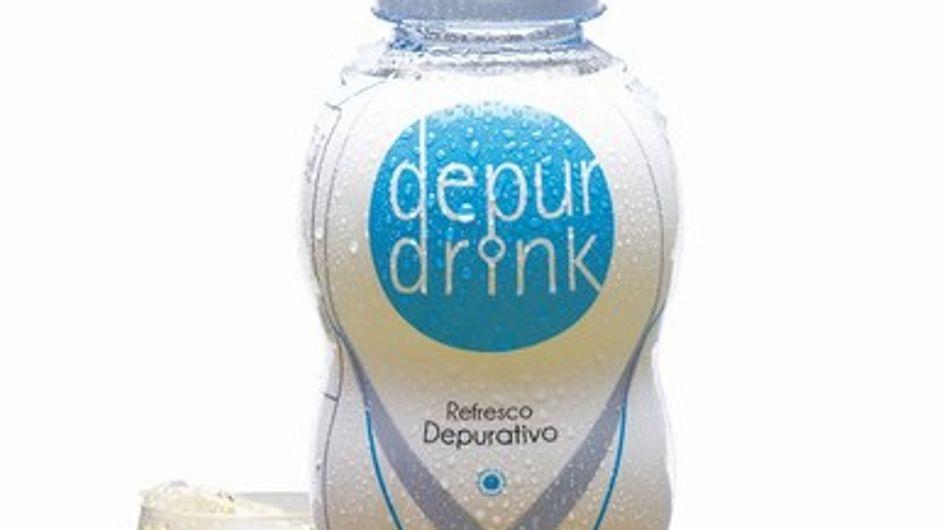 Depurdrink, el primer refresco que ayuda a mantener la línea