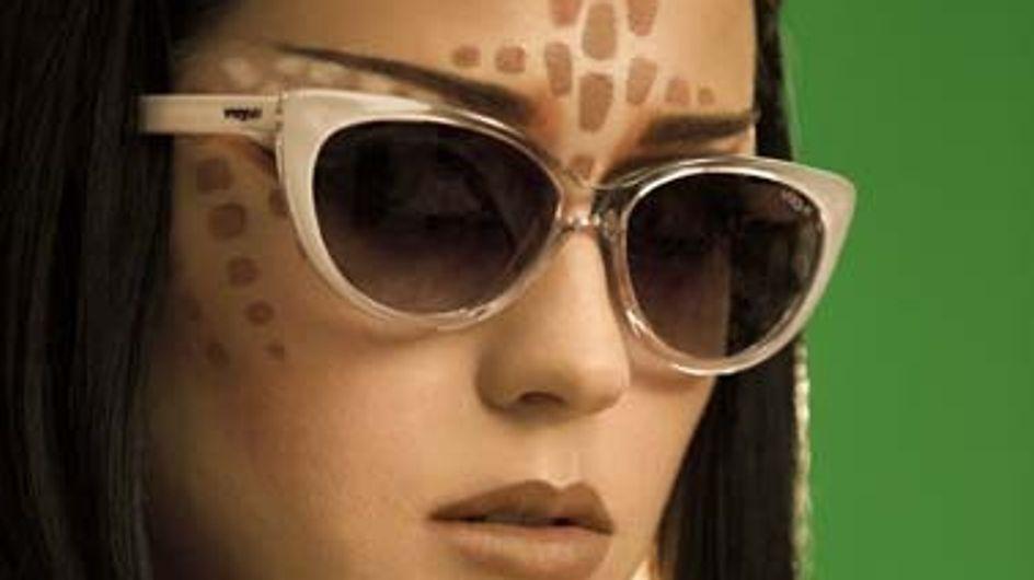 Vogue Eyewear colabora con Katy Perry en su último videoclip
