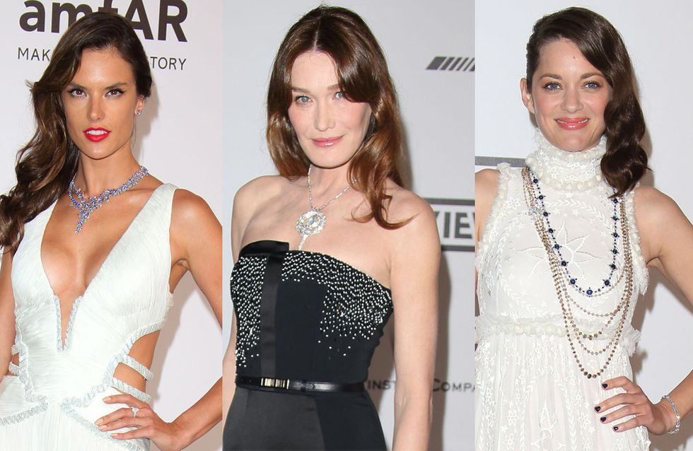 Festival de Cannes 2014 : Tous les looks du gala de l'amfAR (Photos)
