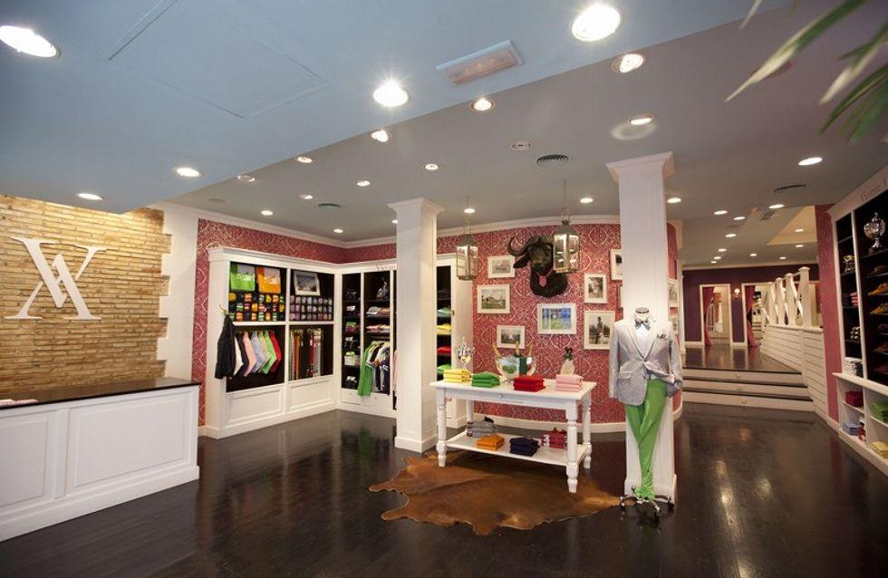 Vicomte A. abre una boutique en Madrid