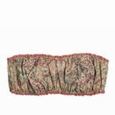 El sujetador bandeau está de moda