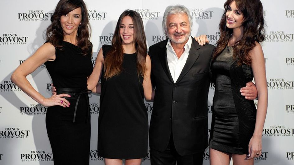 Franck Provost tiene nuevas embajadoras