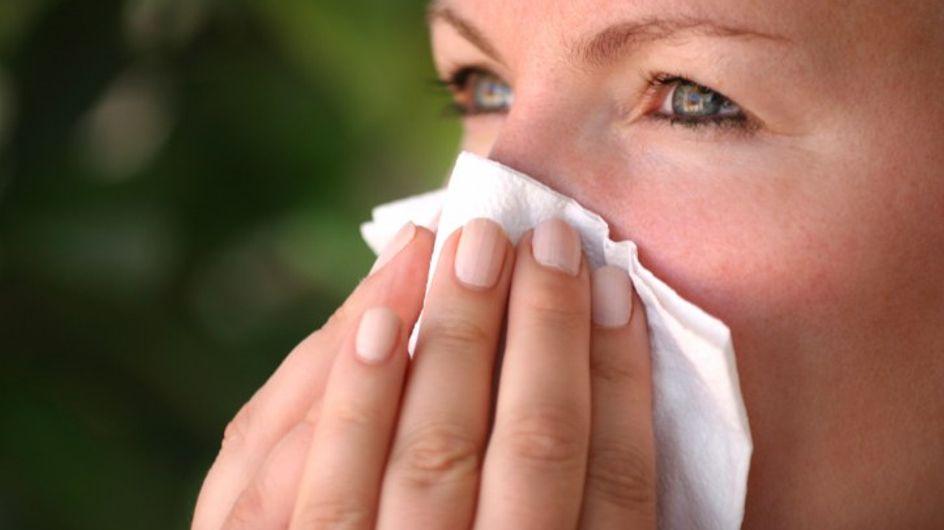 Las alergias afectan cada vez a más personas