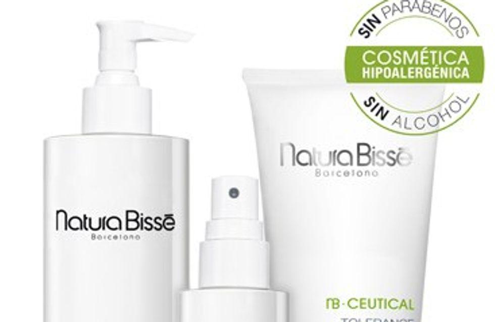 Probamos el tratamiento recuperador para pieles sensibles de Natura Bissé