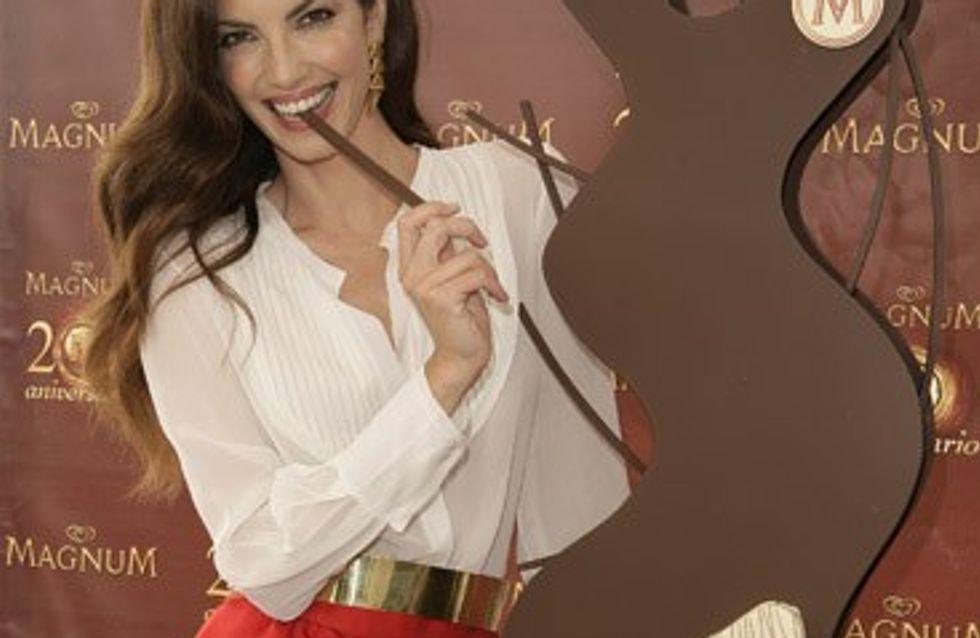 Eugenia Silva celebra el 20 aniversario de Magnum
