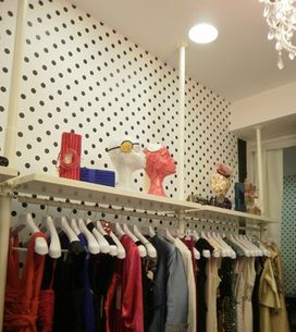 El tocador vintage: una coqueta tienda de ropa de segunda mano
