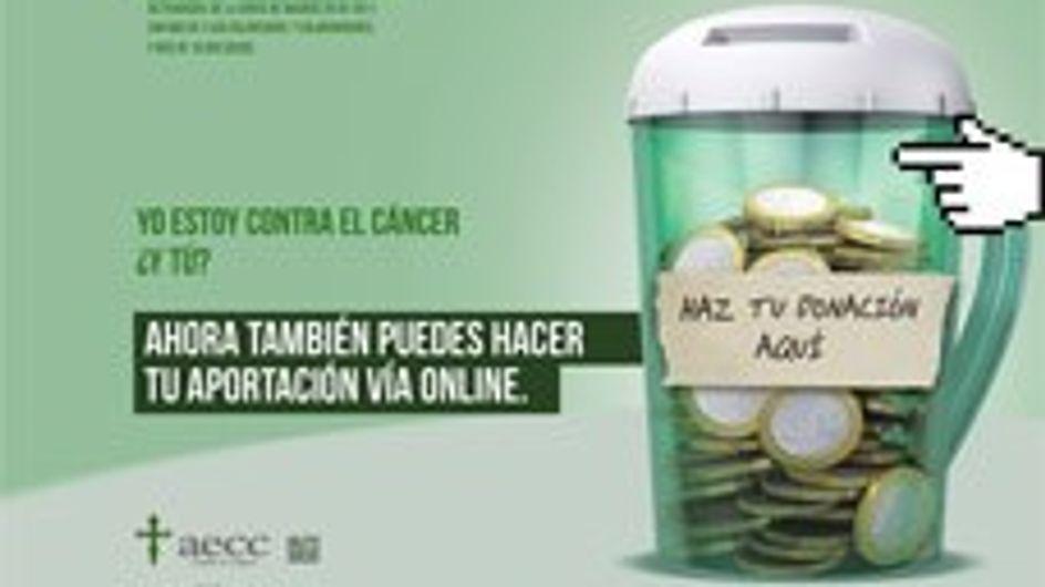 Yo estoy contra el cáncer...¿y tú?