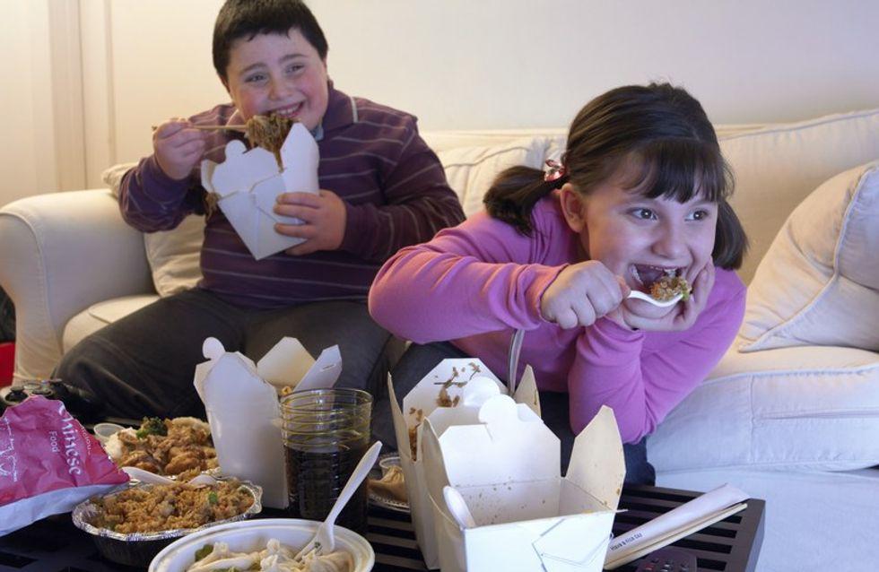 La obesidad infantil despunta en España