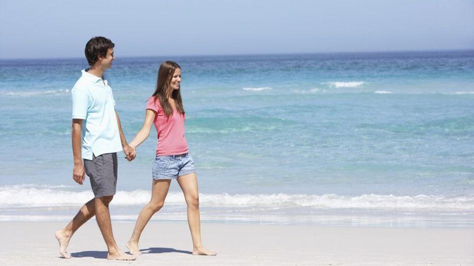 Vacaciones de verano en pareja