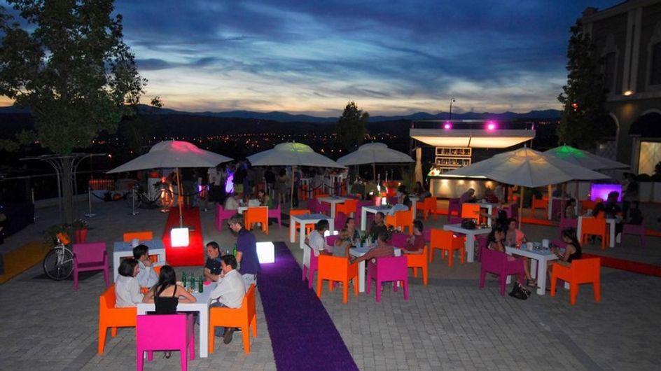 ¡Visita la nueva terraza de las Rozas Village!