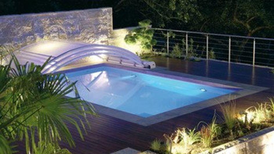 Abrisud presenta su nueva colección para cubiertas de piscinas