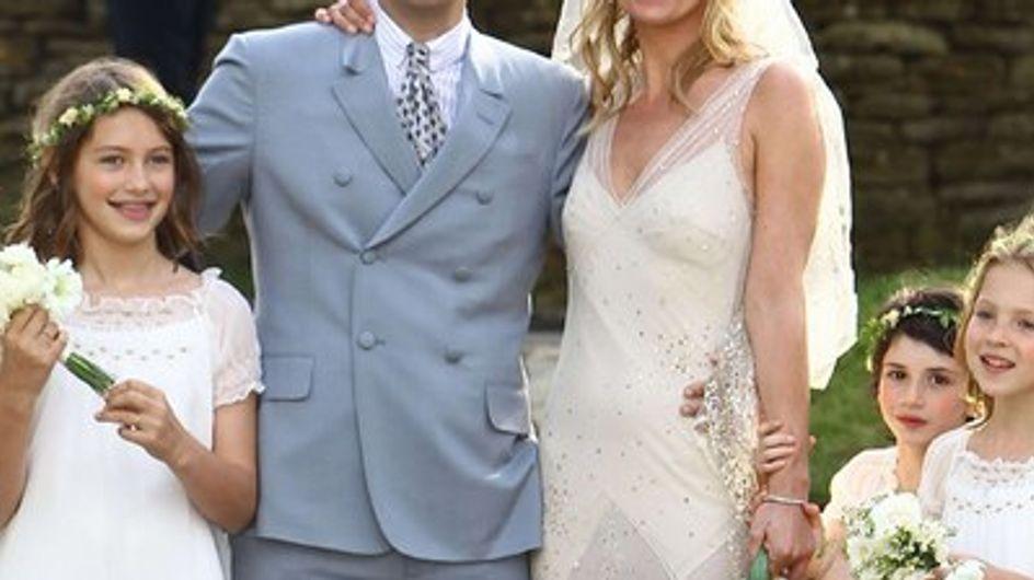 La fabulosa boda de Kate Moss y Jamie Hince