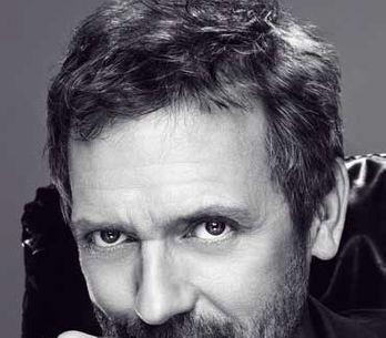 Hugh Laurie, nuevo embajador de L'Oréal