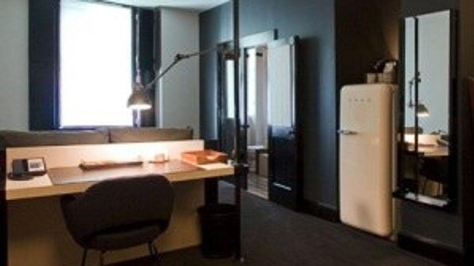 ACE Hoteles incorpora los frigoríficos Smeg en sus habitaciones