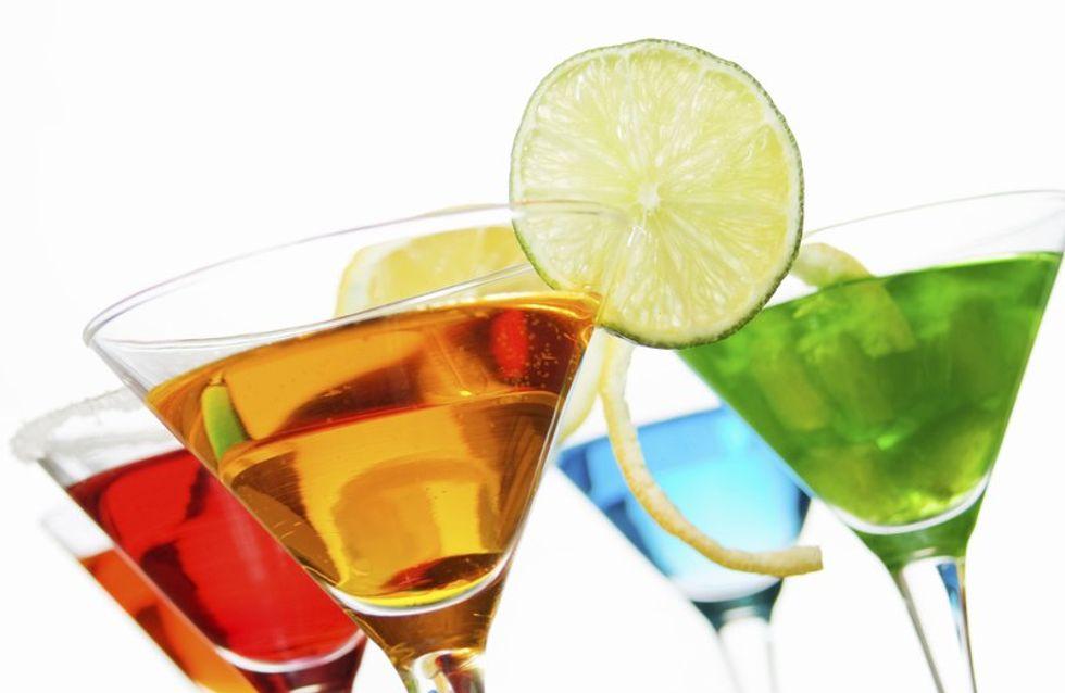 La belleza está en los cocktails