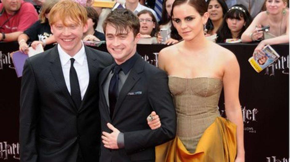 Récord histórico de taquilla para Harry Potter