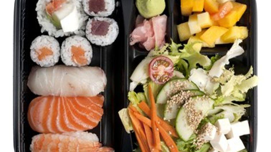 Comer sano en la oficina