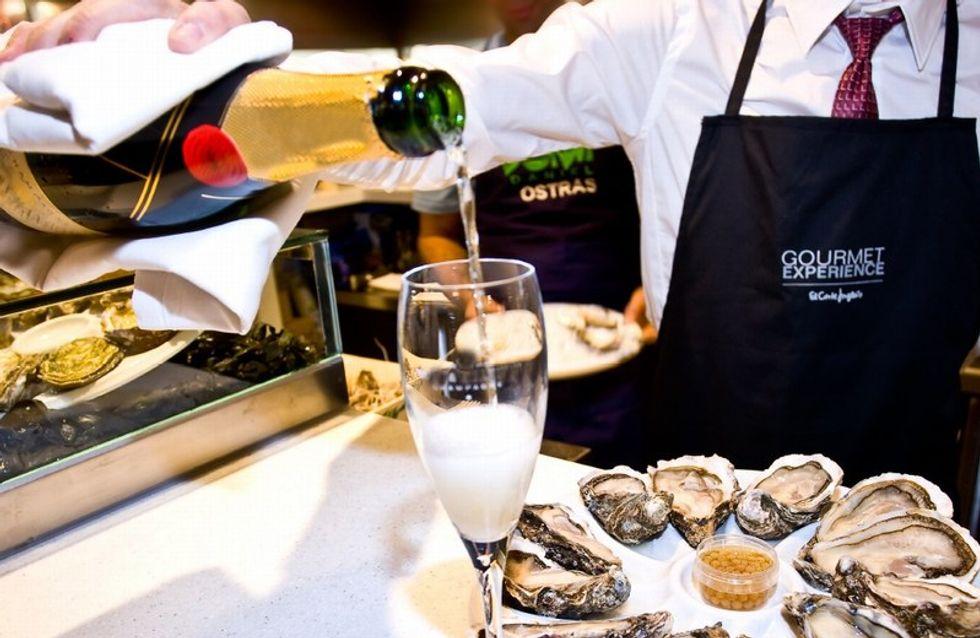 Degusta y saborea en el nuevo espacio Gourmet Experience de Castellana