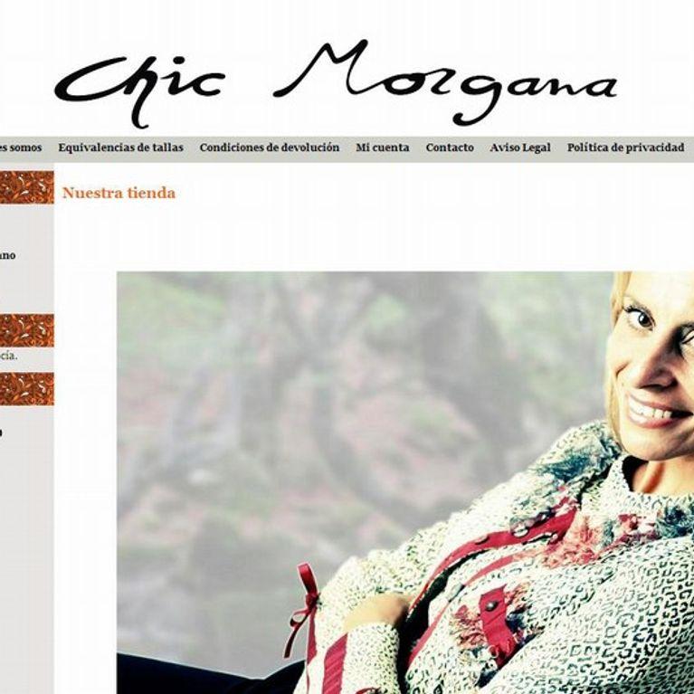 a48c63245 ¡Visita la nueva tienda online Chic Morgana!