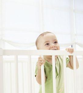 Una cuna segura para el bebé