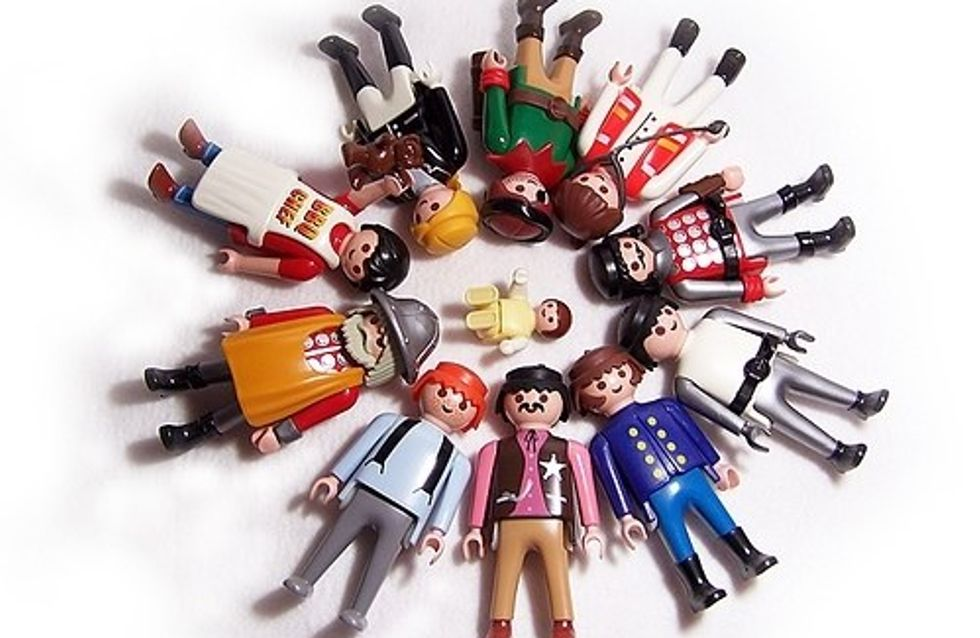 Descubre El Universo Playmobil