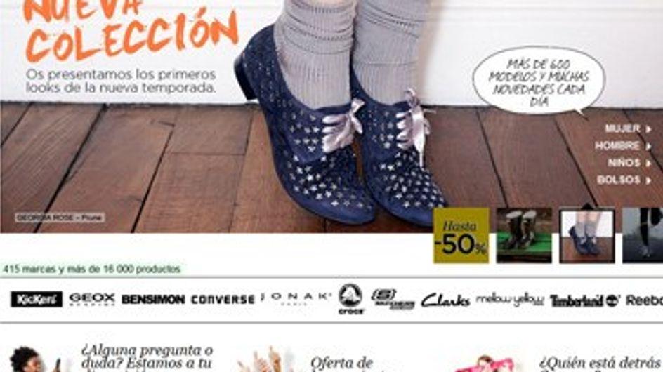 Sarenza, el armario de zapatos online