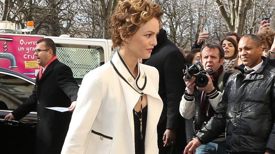 Vanessa Paradis : Copiez son look garçonne à la ville !